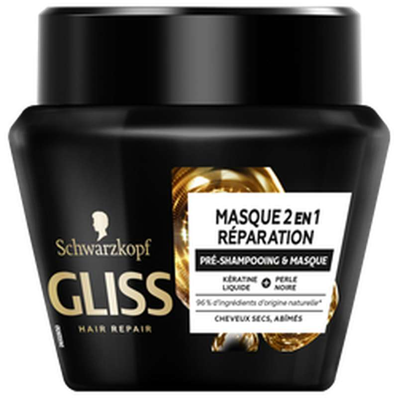 Masque ultimate repair, Gliss (300 ml)