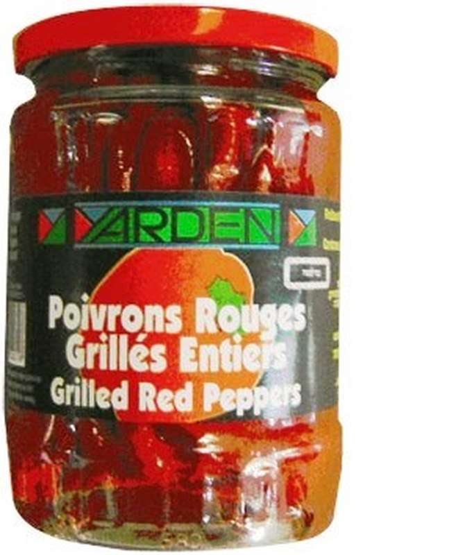 Poivrons rouges grillés, Yarden (540 g)