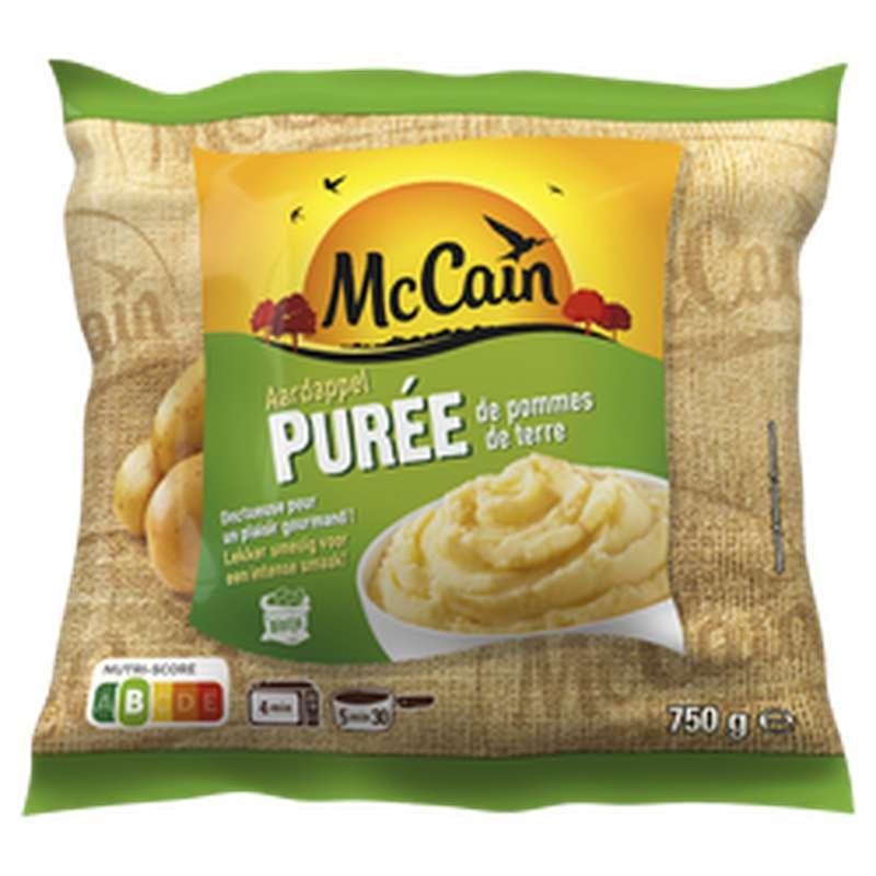 Ma Purée de Pommes de Terre Nature, Mc Cain (750 g)