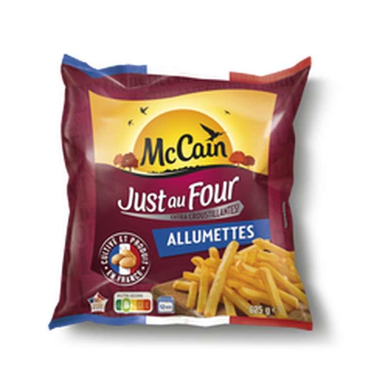 Just Au Four coupe Allumette, Mc Cain (625 g)