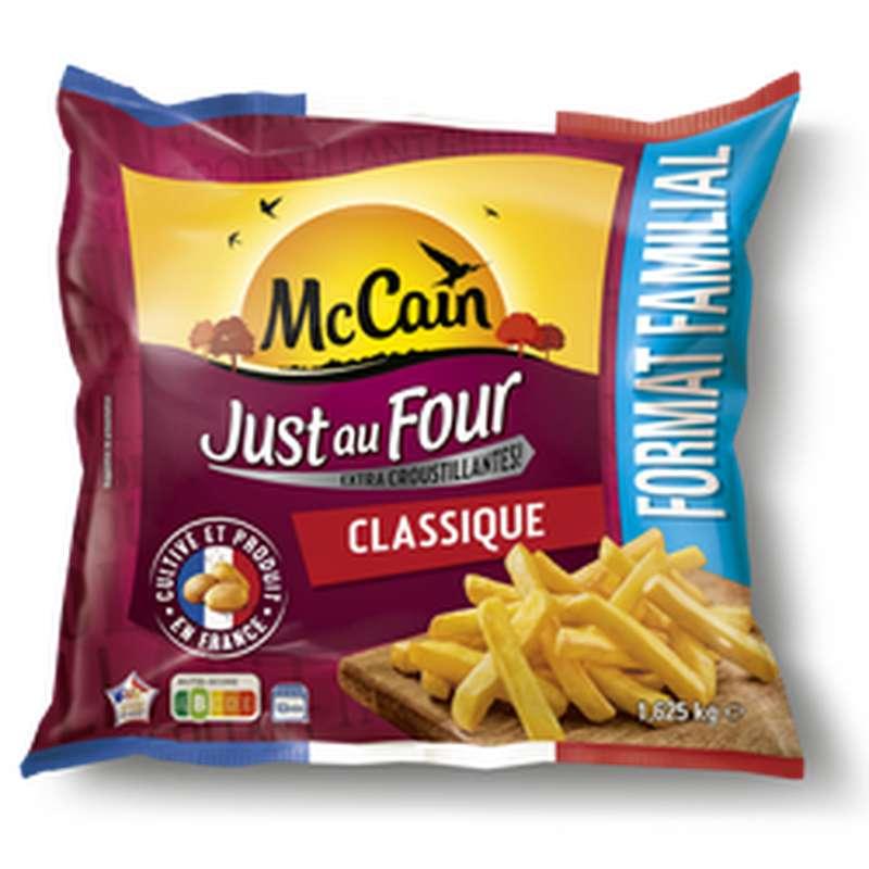 Just au four Coupe Classique, Mc Cain (1,625 kg)