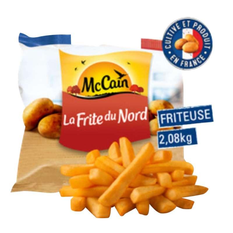 La frite du Nord, Mc Cain (2,08 Kg)