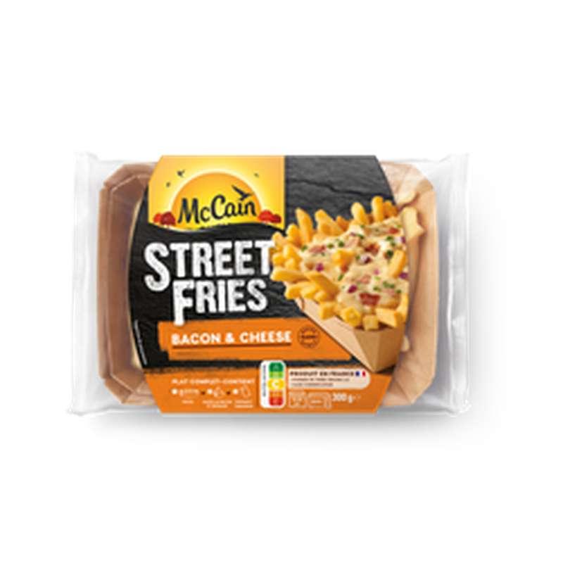 Street Fries Bacon & cheese, Mc Cain (300 g)