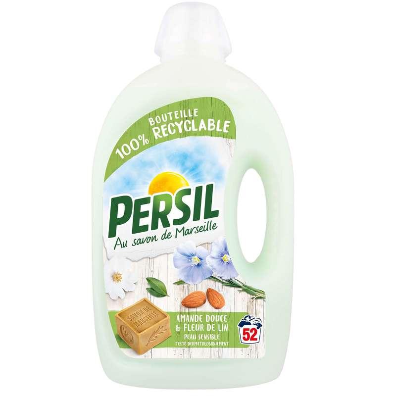 Lessive liquide amande douce, Persil (2.6 L)