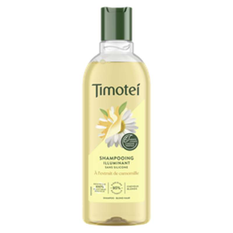 Shampoing camomille illuminant, Timotei (300 ml)