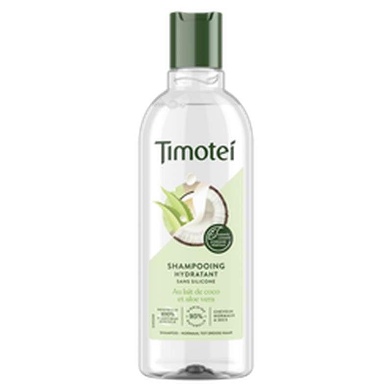 Shampoing coco & aloe vera hydratant, Timotei (300 ml)