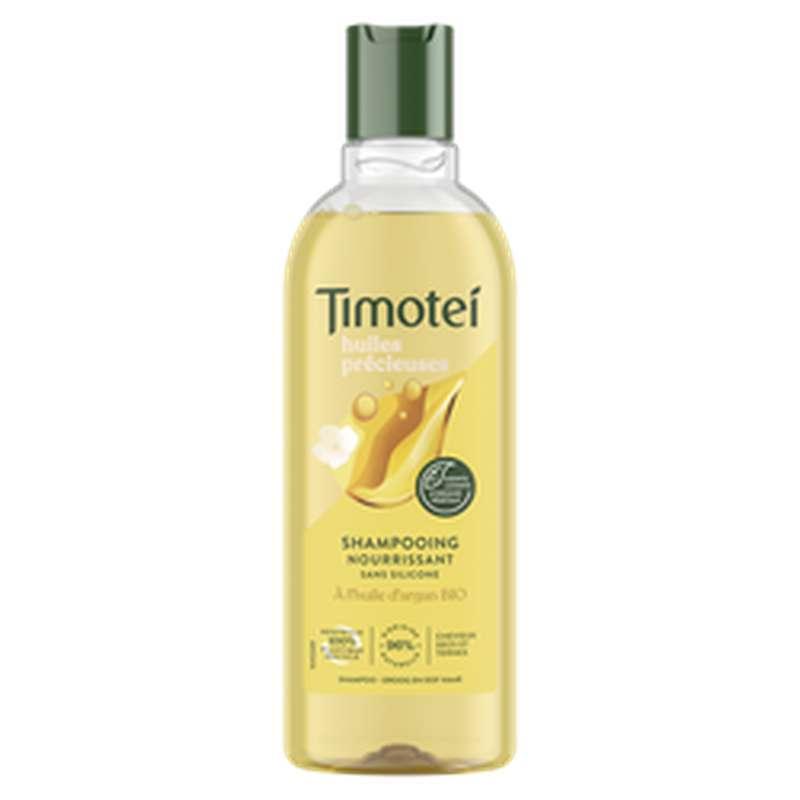 Shampoing argan & jasmin nourrissant, Timotei (300 ml)
