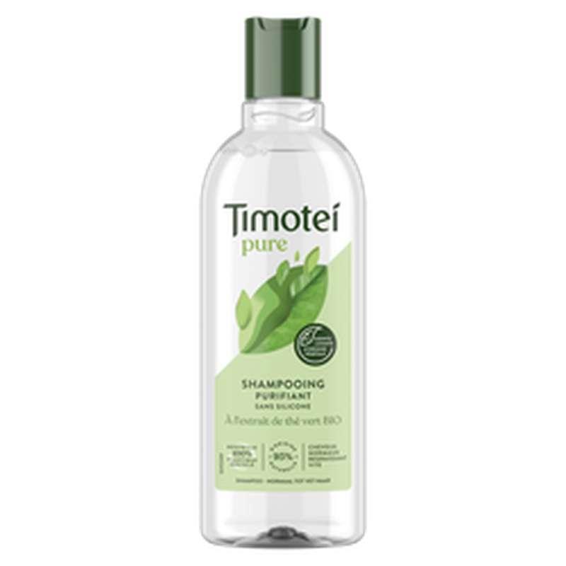 Shampoing purifiant thé Vert, Timotei (300 ml)