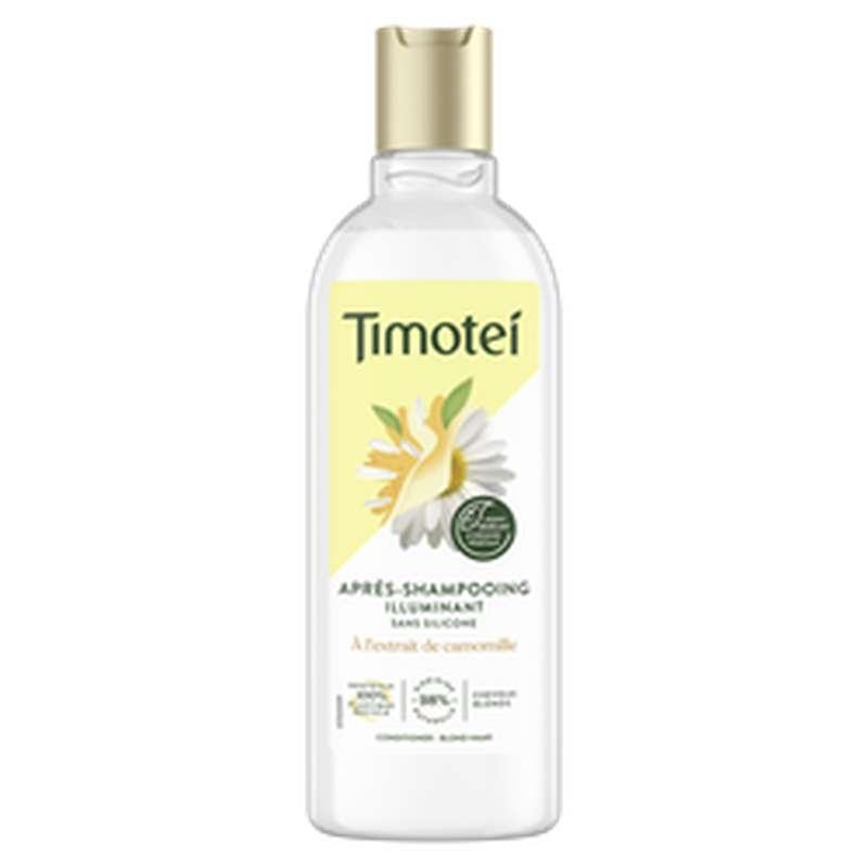 Après-shampoing camomille illuminant, Timotei (300 ml)