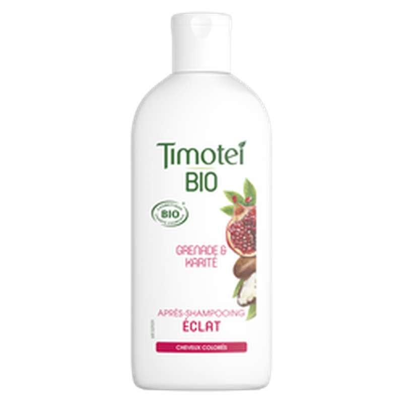 Après-shampoing cheveux colorés Eclat, Timotei (250 ml)