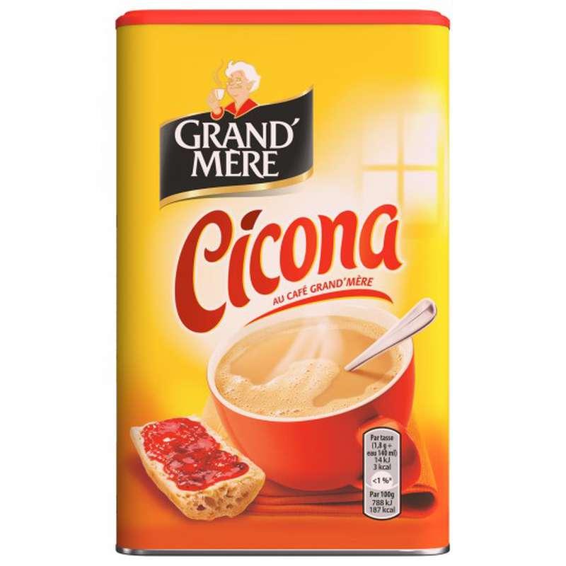 Café soluble cicona chicoré, Grand Mère (250 g)