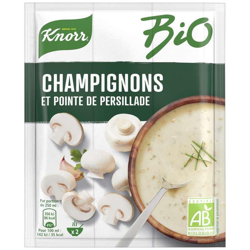 Soupe déshydratée déshydratée BIO, Knorr (50 g)