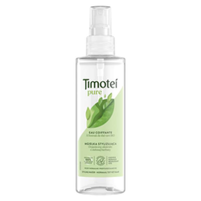 Eau Coiffante Pure, Timotei (150 ml)