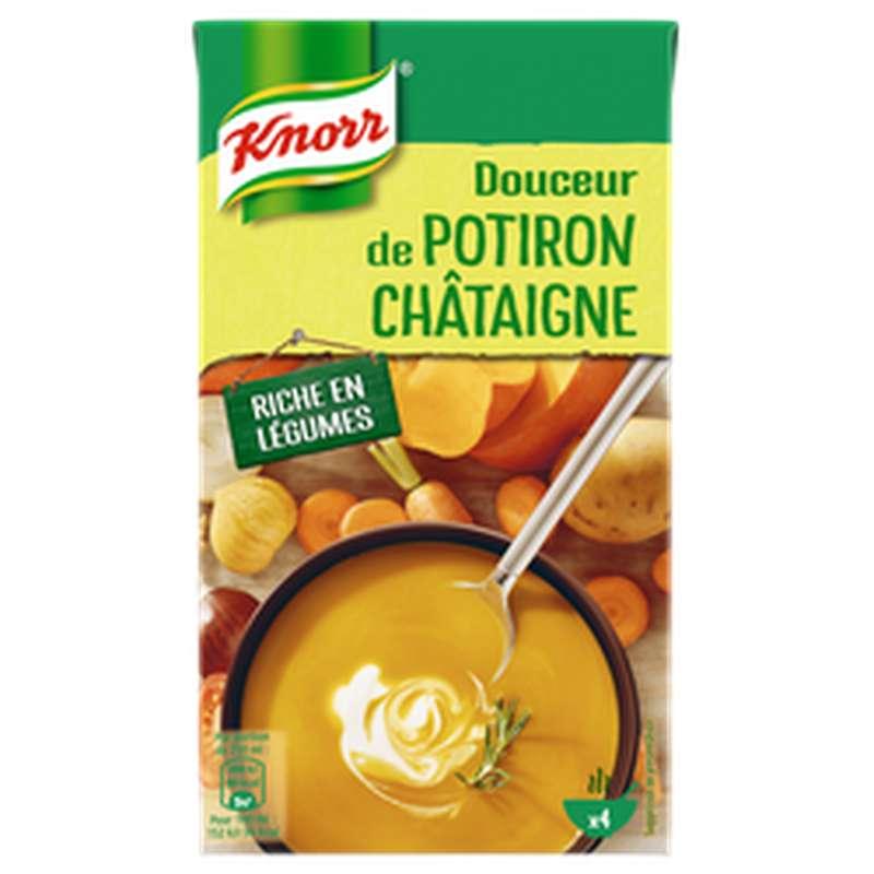 Douceur de potiron châtaigne, Knorr (1 L)