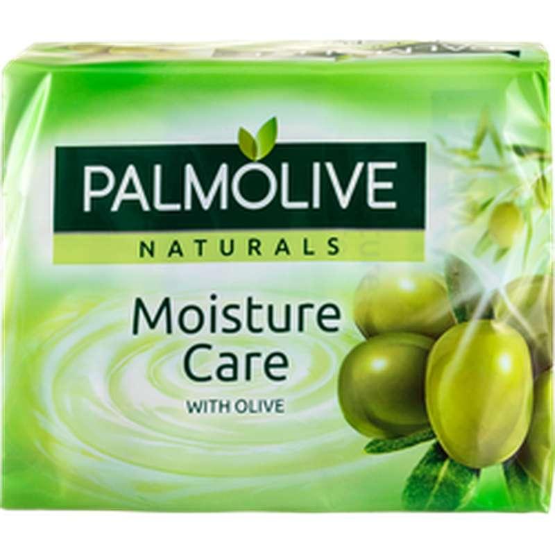 Savon Moisture Care, Palmolive (4 x 90 g)