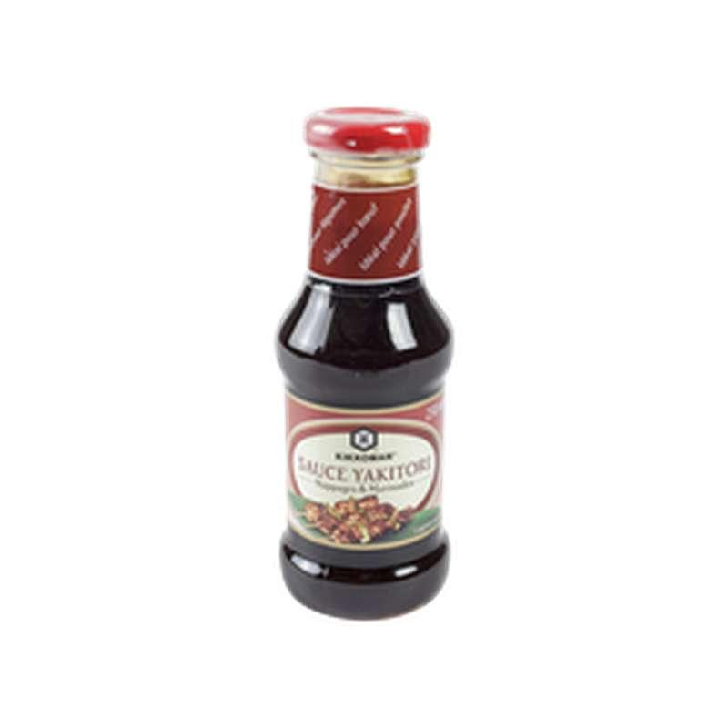 """Sauce Yakitoti """"Cuisine au Wok """", Kikkoman (250 ml)"""
