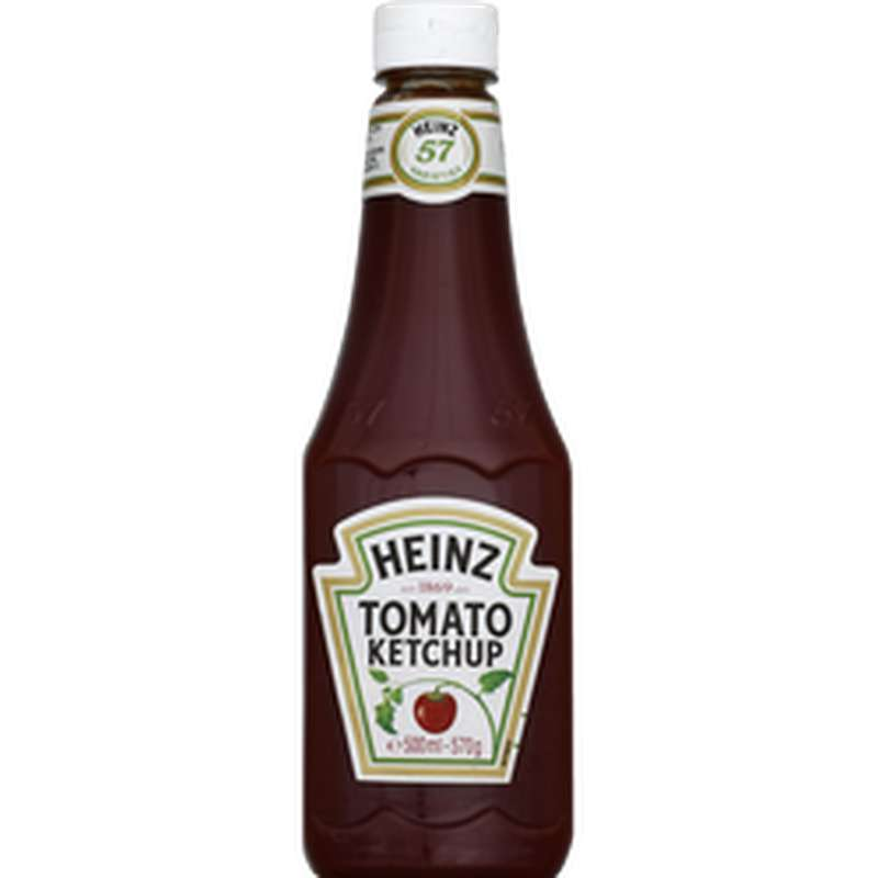 Ketchup Top Up, Heinz (570 g)
