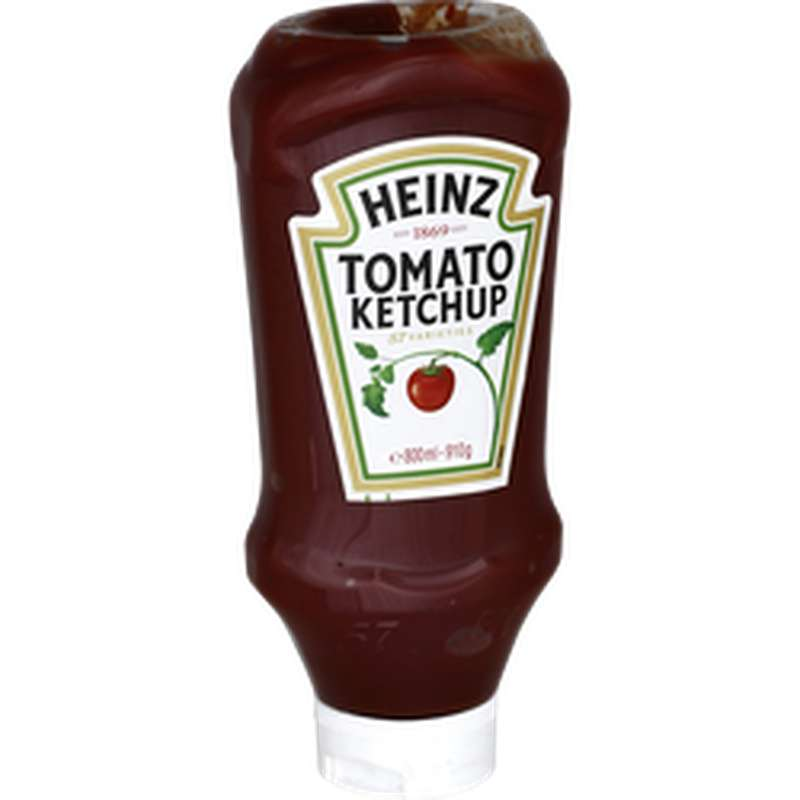 Ketchup Top Down, Heinz (910 g)