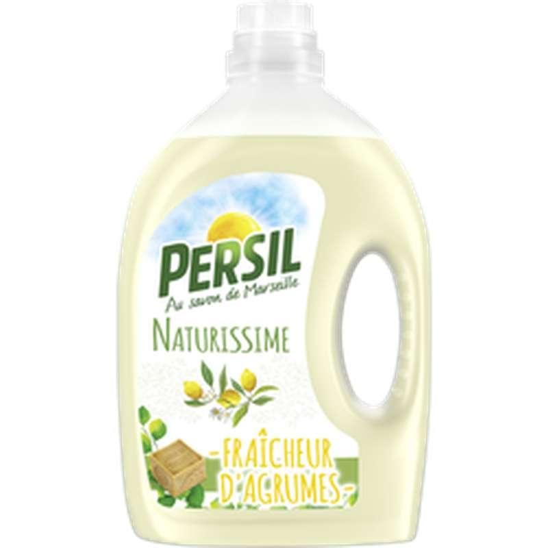 Lessive liquide naturisme fraîcheur d'agrumes, Persil (x35doses, 1.925 l)