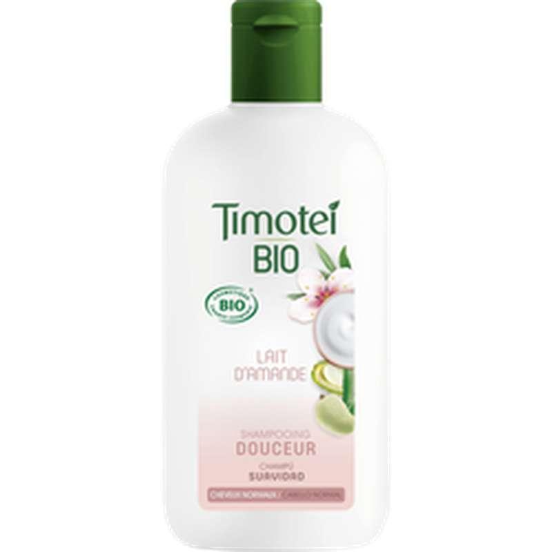 Shampoing lait d'amande douceur BIO, Timotei (250 ml)