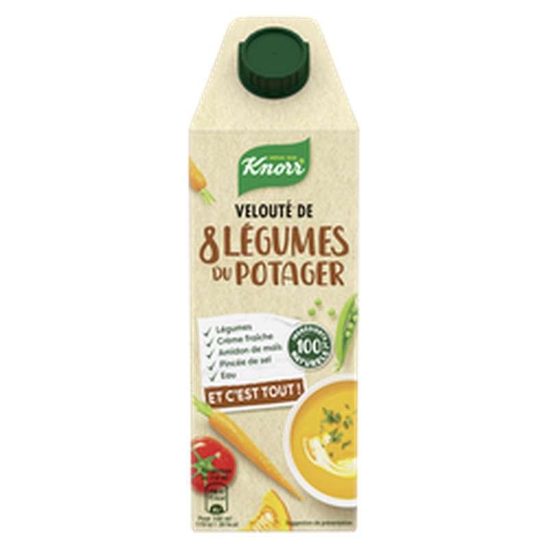 Velouté 8 Légumes du Potager, Knorr (750 ml)