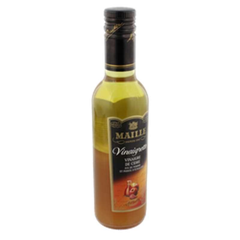 Vinaigre au cidre et jus de pomme, Maille (36 cl)