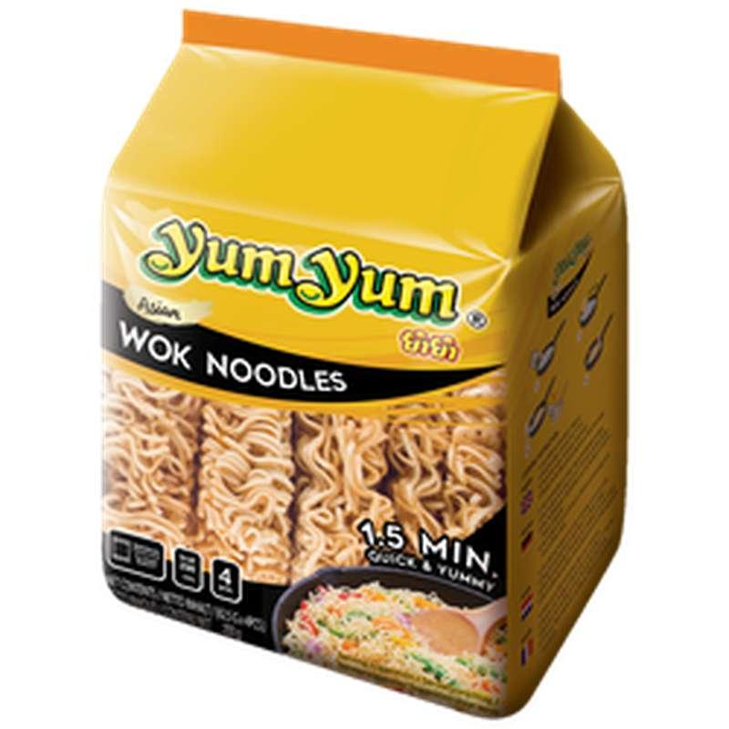 Nouilles pour wok, Yum Yum (250 g)