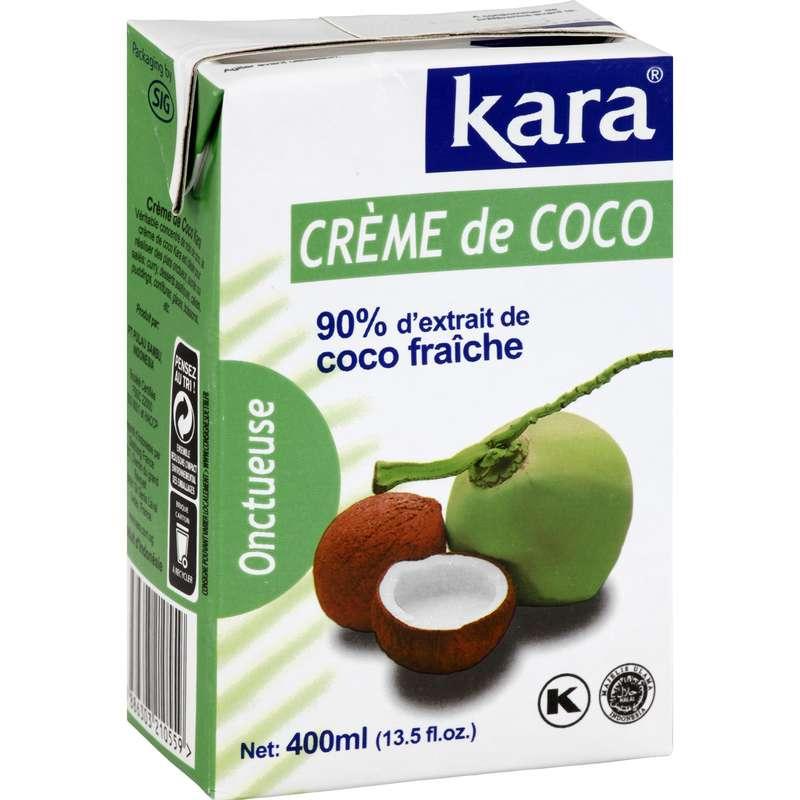 Crème de coco, Kara (400 ml)