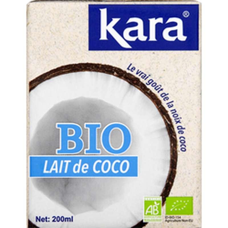 Lait De Coco BIO, Kara (200 ml)