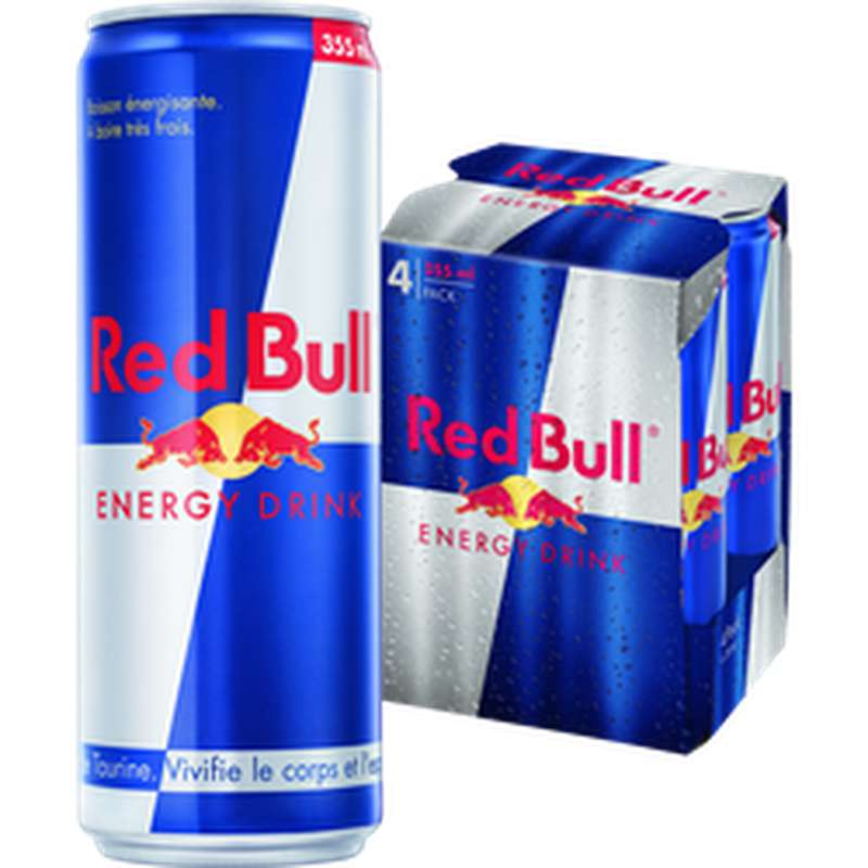 Red Bull (4 x 35,5cl)
