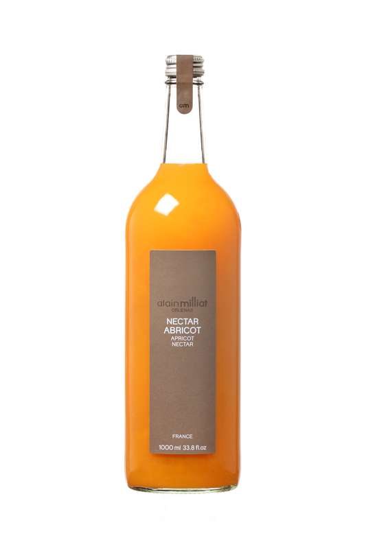 Nectar Abricot Bergeron, Alain Milliat (1 L)