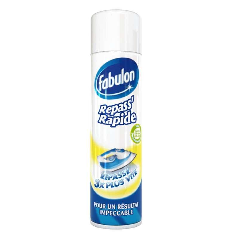 Aide au repassage Repass' Rapide, Fabulon (400 ml)