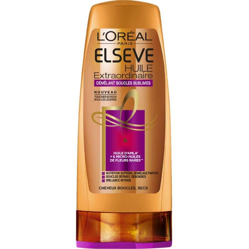 Après-shampoing boucle sublime, Elsève (200 ml)