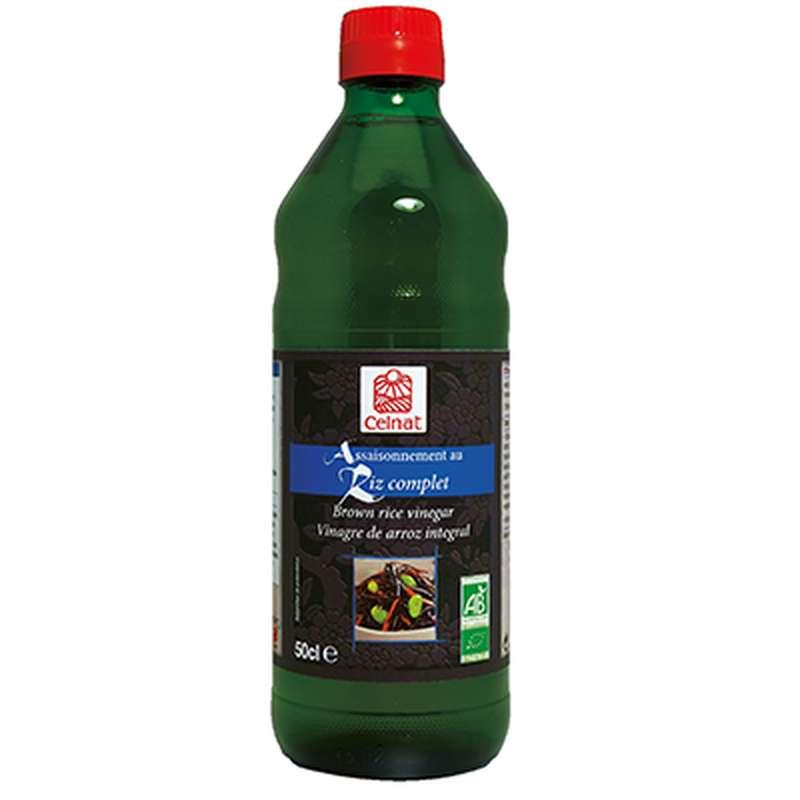 Assaisonnement au riz complet BIO, Celnat (50 cl)