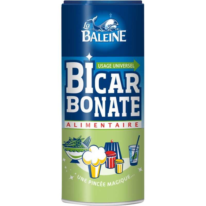 Bicarbonate alimentaire, La Baleine (400 g)