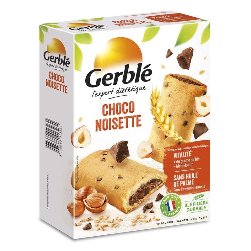 Biscuits chocolat noisette, Gerblé (200 g)