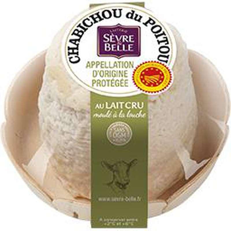 Chabichou du Poitou au lait cru AOP, Sèvre & Belle (150 g)