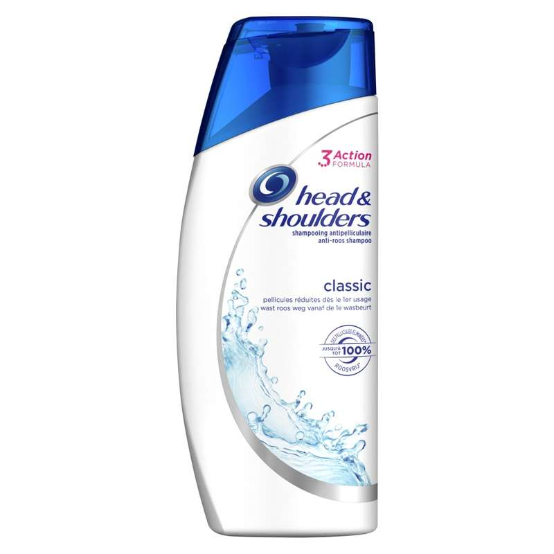 Shampooing Classic, Head&shoulders (280 ml)