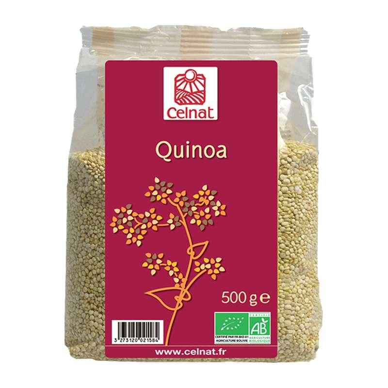 Quinoa BIO, Celnat (500 g)