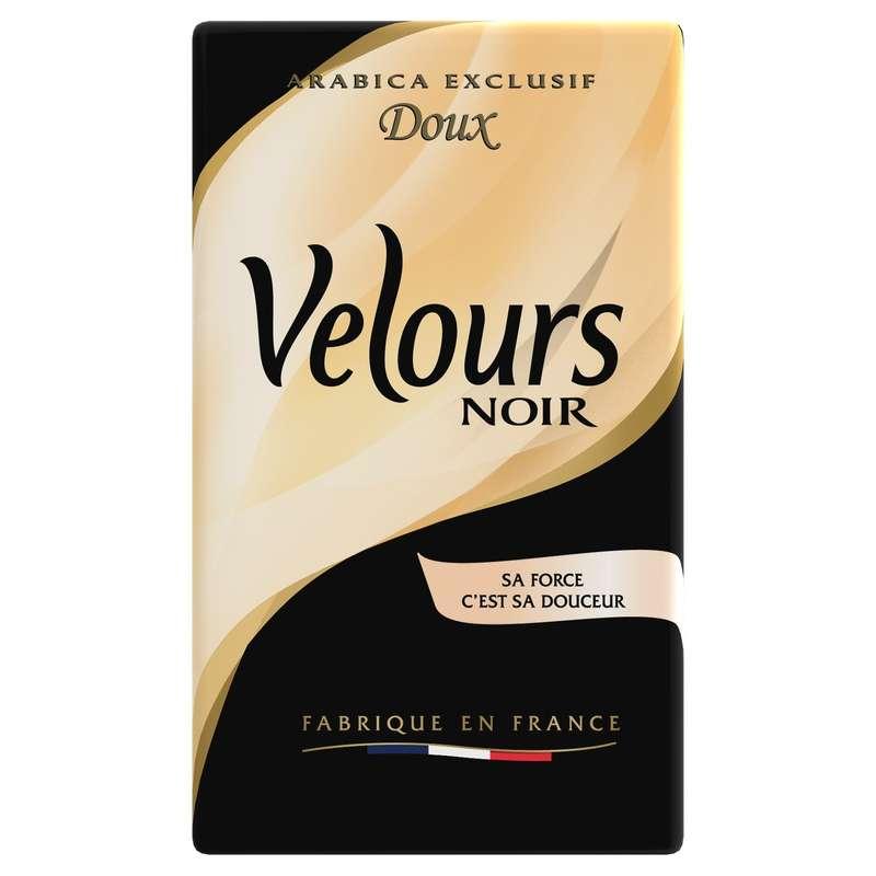 Cafe moulu doux, Velours Noir (250 g)