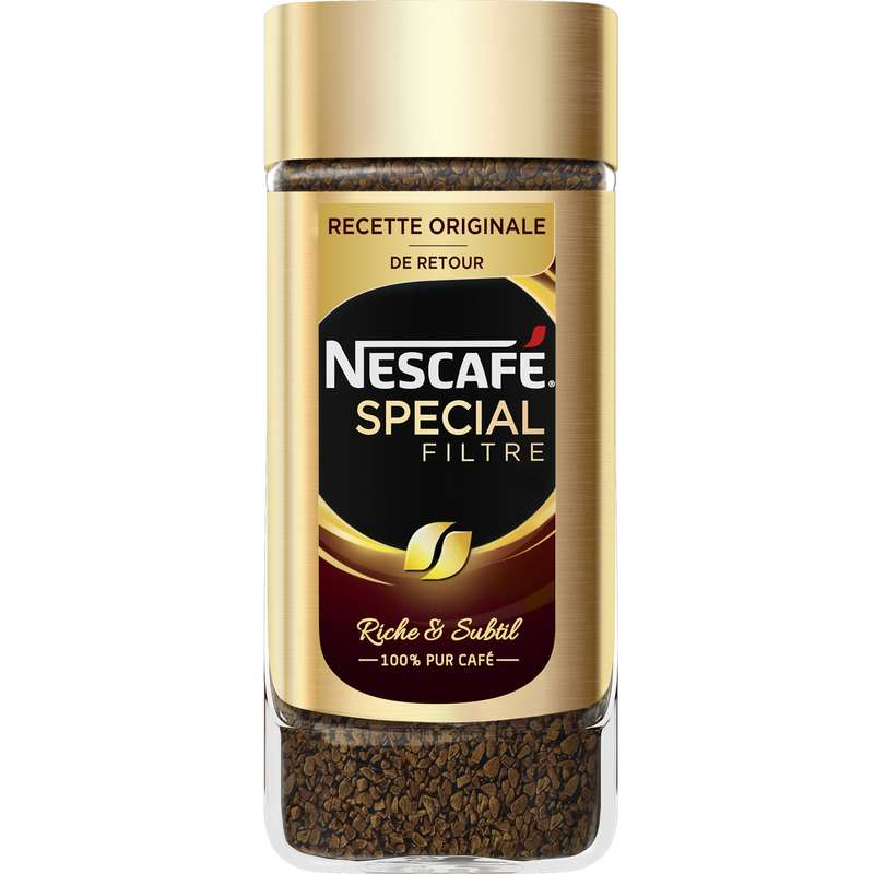 Nescafe spécial filtre (100 g)