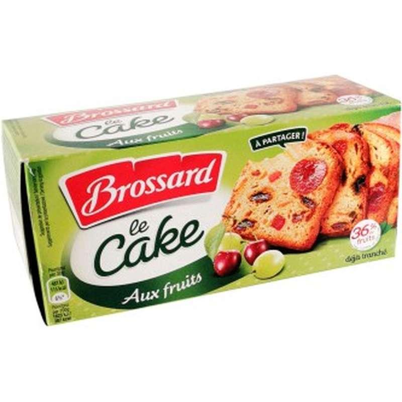 Cake aux fruits, Brossard (500 g)