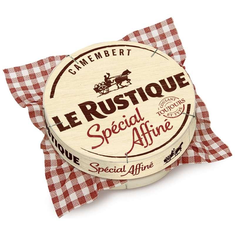 Camembert Spécial Affiné, Le Rustique (260 g)