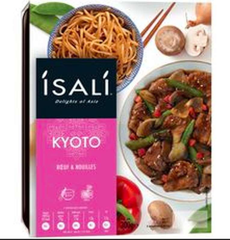 Boeuf Kyoto et nouilles, Isali (300 g)