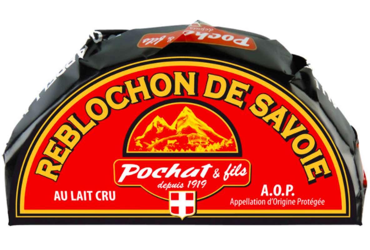 Demi reblochon de Savoie au lait cru AOP, Pochat & Fils (240 g)