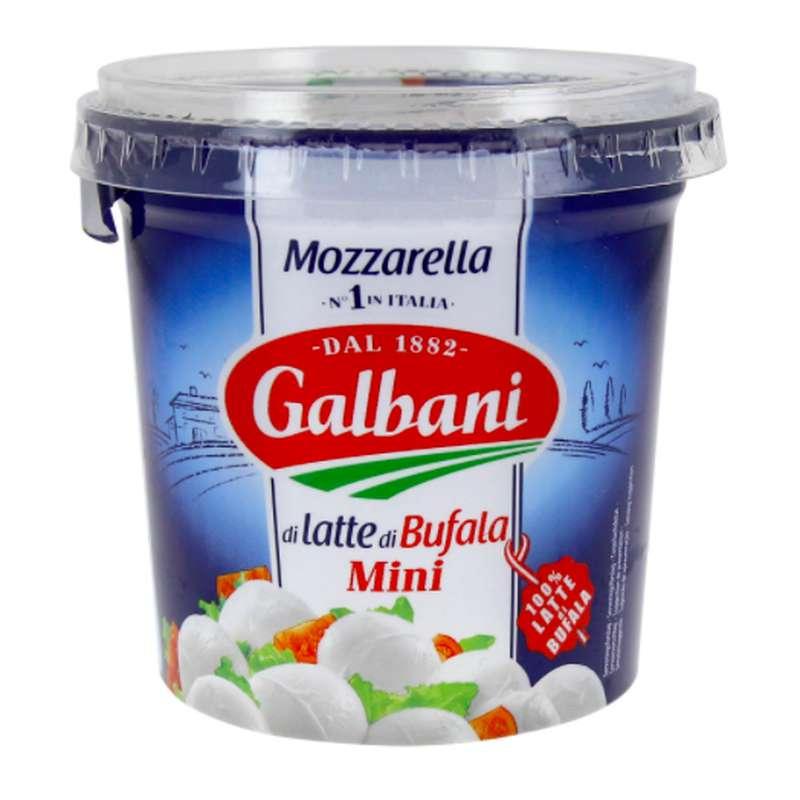 Billes de mozzarella di bufala, Galbani (150 g)