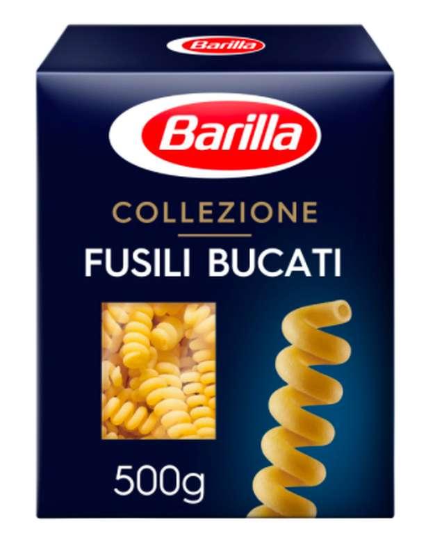 Fusilli Bucati corti, Barilla (500 g)