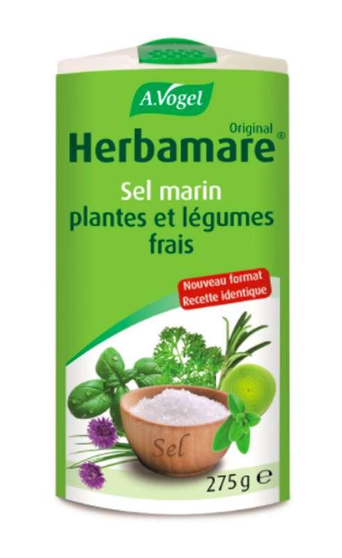 Sel marin plantes et légumes frais, Herbamare (275 g)
