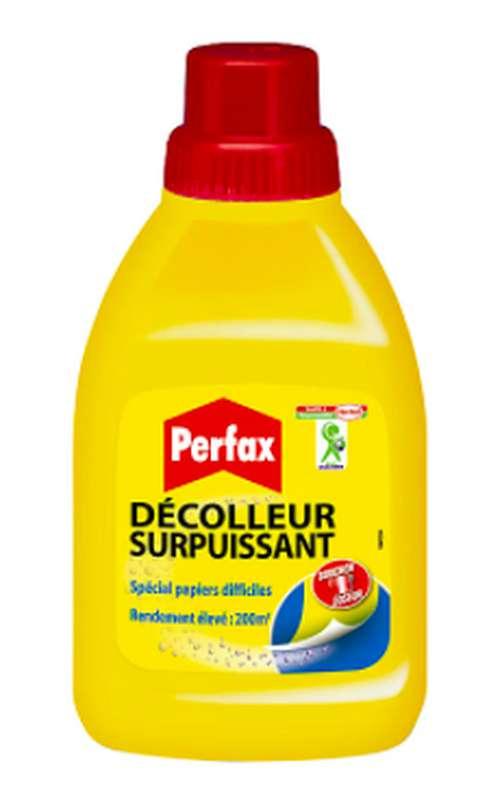 Décolleur surpuissant spécial papiers peints difficiles, Perfax (500 ml)
