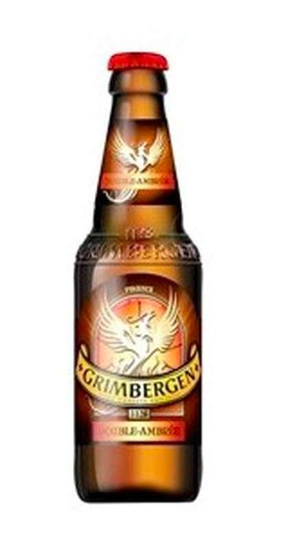 Bière Ambrée, Grimbergen (25 cl)